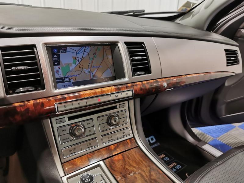 Photo 14 de l'offre de JAGUAR XF 3.0 V6 D 211CH EDITION LIMITEE à 10490€ chez VL Auto