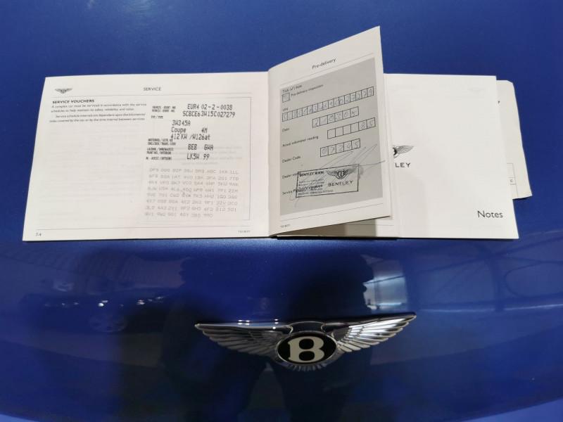 Photo 28 de l'offre de BENTLEY CONTINENTAL GT 6.0 à 38490€ chez VL Auto