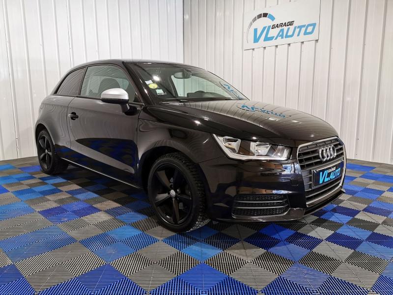 Audi A1 1.4 TDI 90CH ULTRA AMBIENTE Diesel NOIR Occasion à vendre