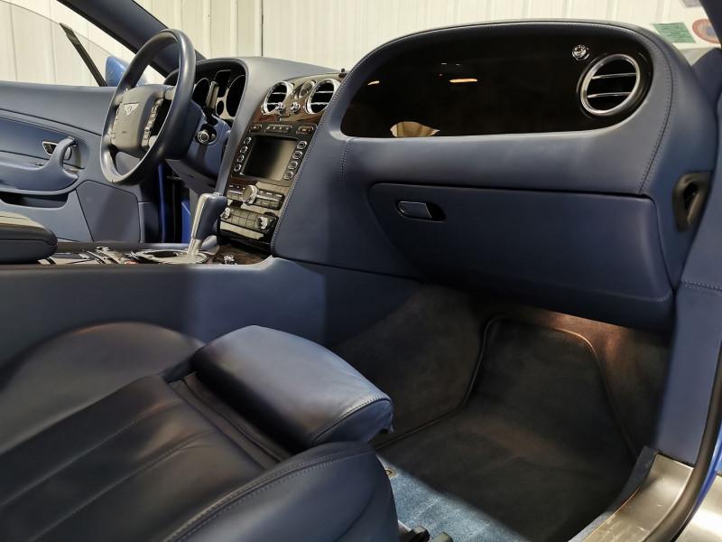 Photo 15 de l'offre de BENTLEY CONTINENTAL GT 6.0 à 38490€ chez VL Auto