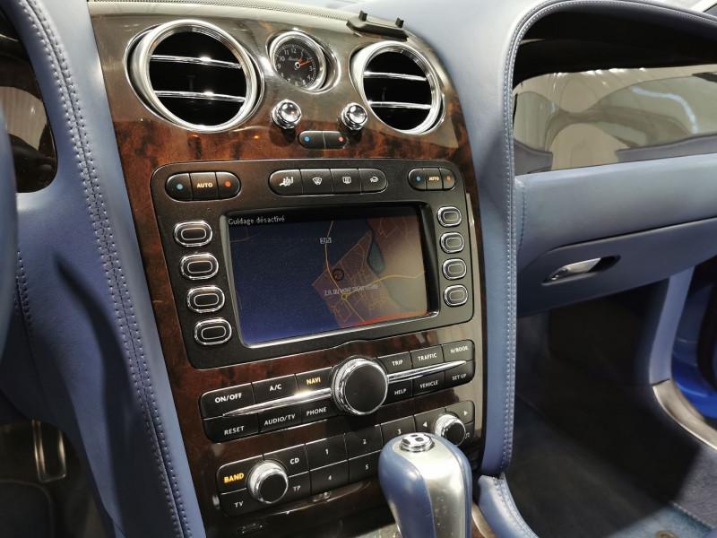 Photo 16 de l'offre de BENTLEY CONTINENTAL GT 6.0 à 38490€ chez VL Auto