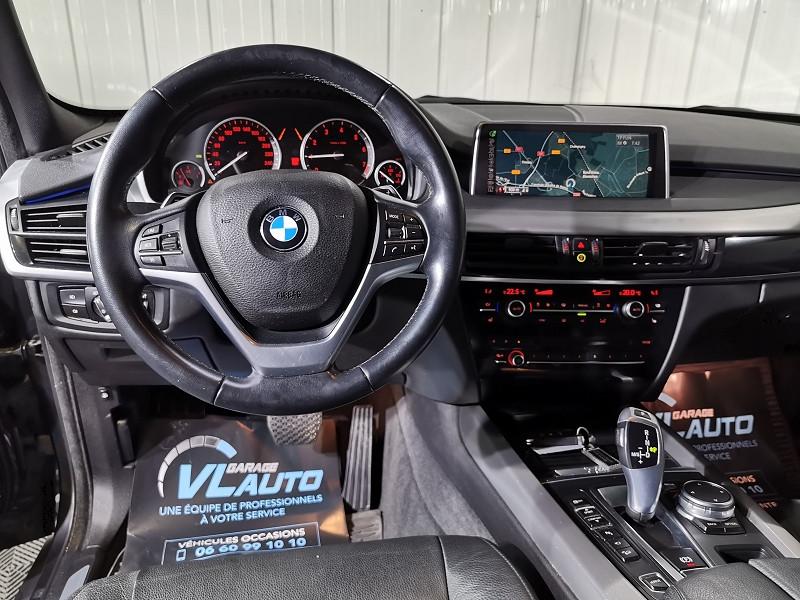 Photo 11 de l'offre de BMW X5 (F15) XDRIVE40EA 313CH LOUNGE PLUS à 31490€ chez VL Auto