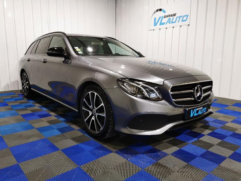 Mercedes-Benz CLASSE E BREAK (S213) 200 D 150CH EXECUTIVE 9G-TRONIC Diesel GRIS F Occasion à vendre