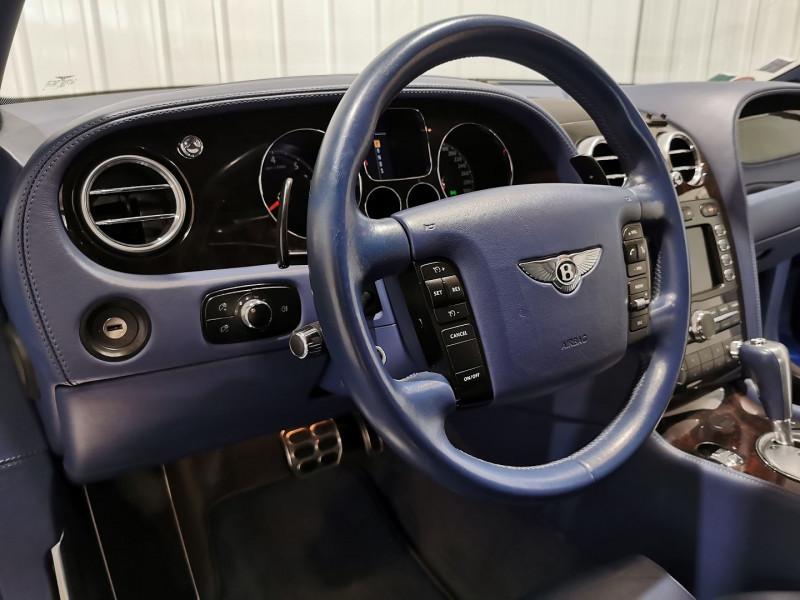 Photo 14 de l'offre de BENTLEY CONTINENTAL GT 6.0 à 38490€ chez VL Auto