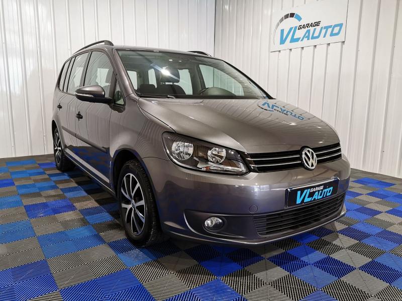 Volkswagen TOURAN 1.6 TDI 105CH FAP CONFORTLINE BUSINESS Diesel GRIS Occasion à vendre