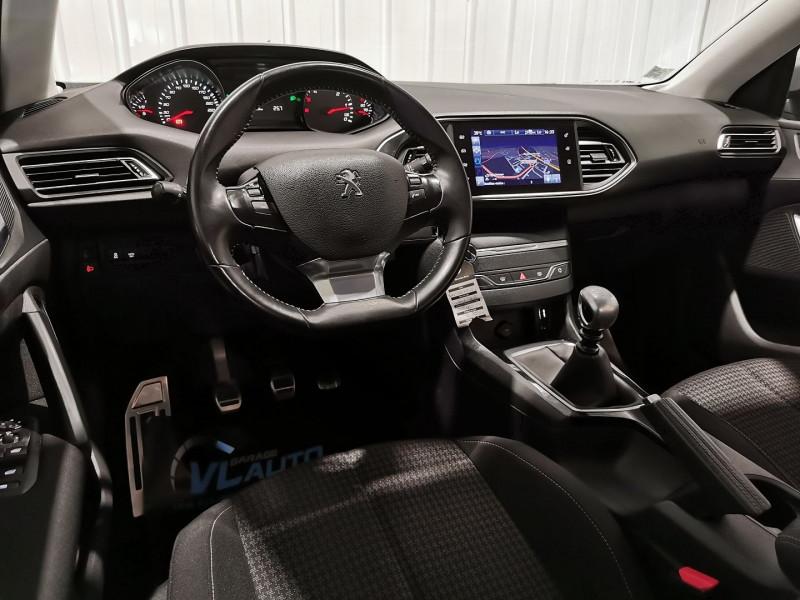 Photo 8 de l'offre de PEUGEOT 308 SW 1.6 BLUEHDI 120CH STYLE S&S à 13490€ chez VL Auto