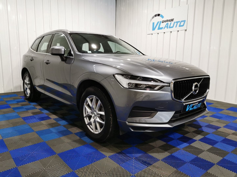 Volvo XC60 D5 AWD 235CH MOMENTUM BUSINESS GEARTRONIC Diesel GRIS F Occasion à vendre