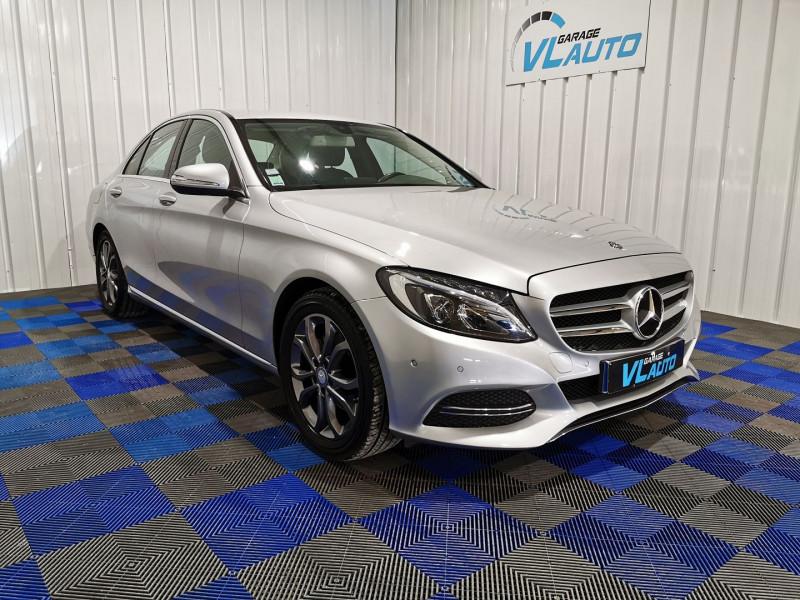 Mercedes-Benz CLASSE C (W205) 200 BLUETEC EXECUTIVE Diesel GRIS C Occasion à vendre