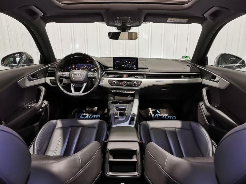 Photo 6 de l'offre de AUDI A4 ALLROAD 2.0 TDI 190CH DESIGN LUXE QUATTRO S TRONIC 7 à 30490€ chez VL Auto