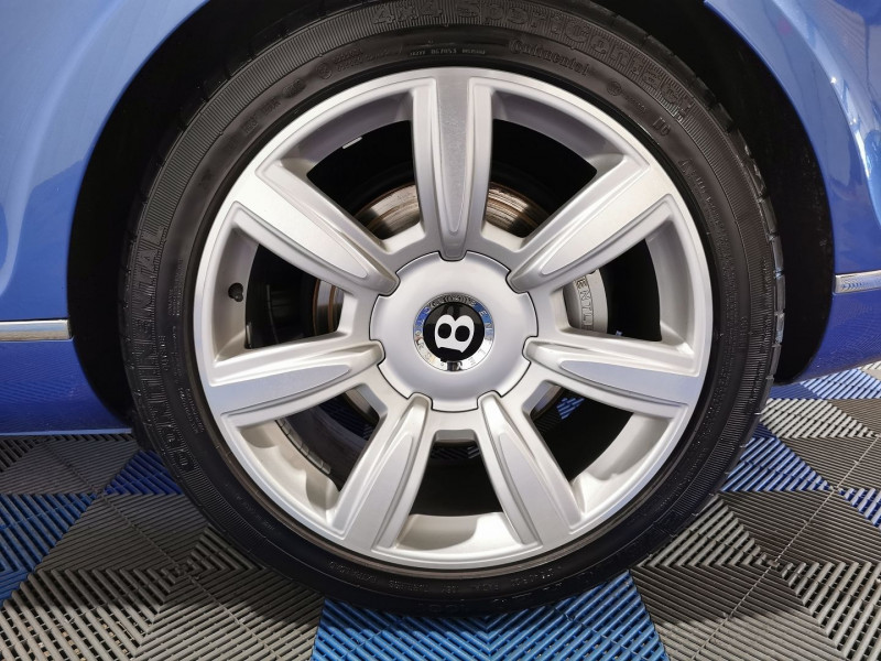 Photo 26 de l'offre de BENTLEY CONTINENTAL GT 6.0 à 38490€ chez VL Auto