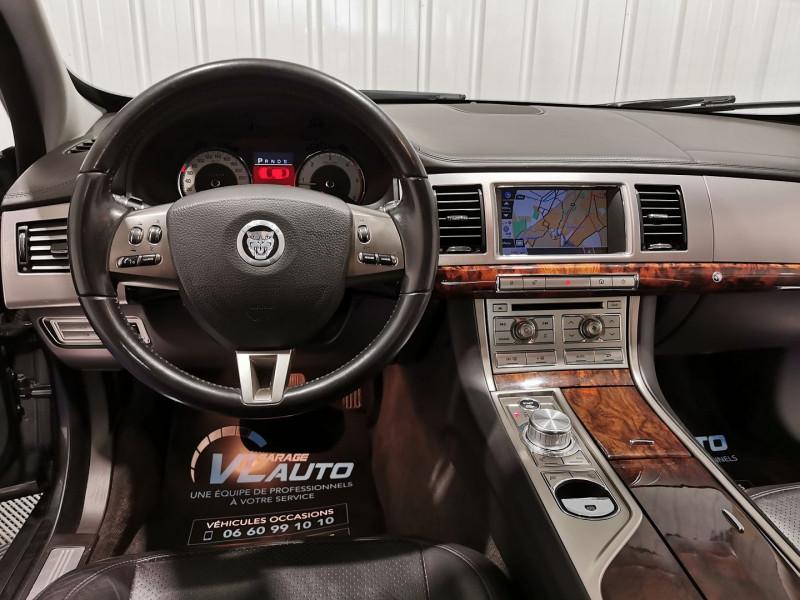 Photo 7 de l'offre de JAGUAR XF 3.0 V6 D 211CH EDITION LIMITEE à 10490€ chez VL Auto