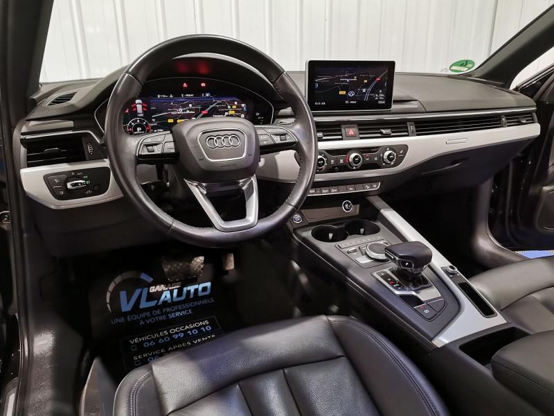 Photo 8 de l'offre de AUDI A4 ALLROAD 2.0 TDI 190CH DESIGN LUXE QUATTRO S TRONIC 7 à 30490€ chez VL Auto