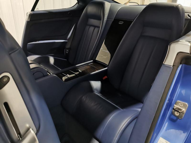 Photo 20 de l'offre de BENTLEY CONTINENTAL GT 6.0 à 38490€ chez VL Auto