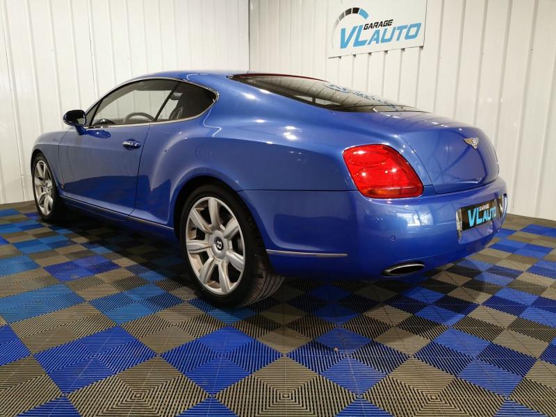 Photo 3 de l'offre de BENTLEY CONTINENTAL GT 6.0 à 38490€ chez VL Auto
