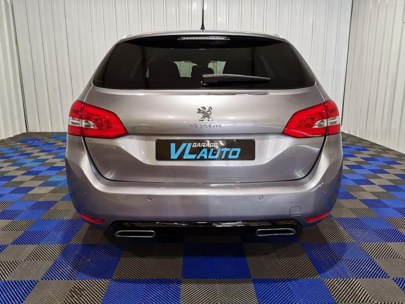Photo 4 de l'offre de PEUGEOT 308 SW 1.6 BLUEHDI 120CH STYLE S&S à 13490€ chez VL Auto