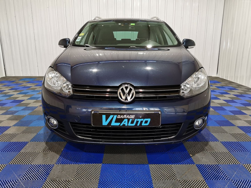 Photo 2 de l'offre de VOLKSWAGEN GOLF VI SW 1.6 TDI 105CH BLUEMOTION FAP CONFORTLINE à 6690€ chez VL Auto
