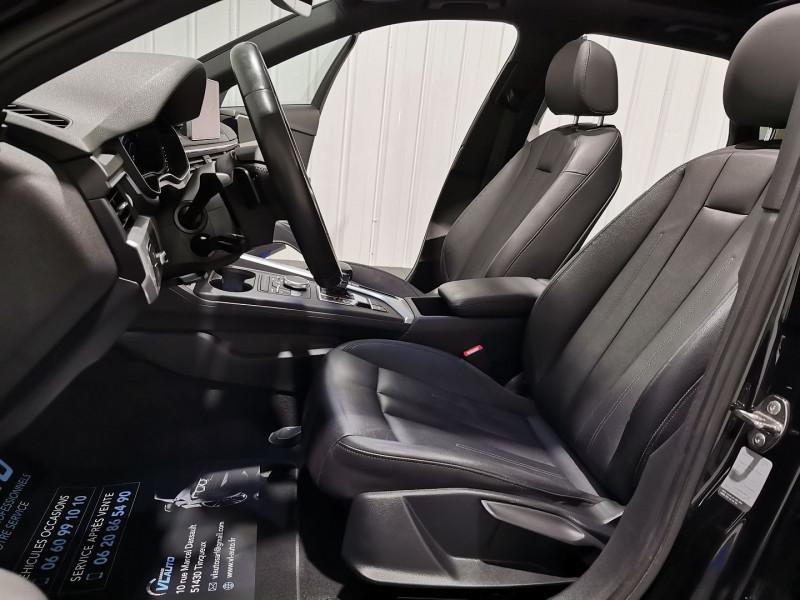Photo 9 de l'offre de AUDI A4 ALLROAD 2.0 TDI 190CH DESIGN LUXE QUATTRO S TRONIC 7 à 30490€ chez VL Auto