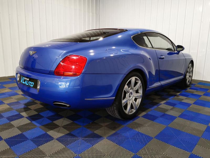 Photo 5 de l'offre de BENTLEY CONTINENTAL GT 6.0 à 38490€ chez VL Auto