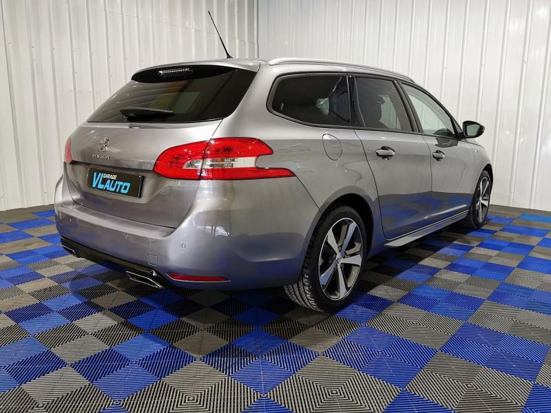 Photo 5 de l'offre de PEUGEOT 308 SW 1.6 BLUEHDI 120CH STYLE S&S à 13490€ chez VL Auto