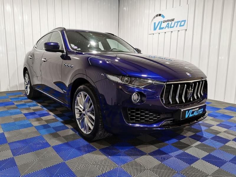 Maserati LEVANTE 3.0 V6 430CH S Q4 GRANSPORT Essence BLEU F Occasion à vendre