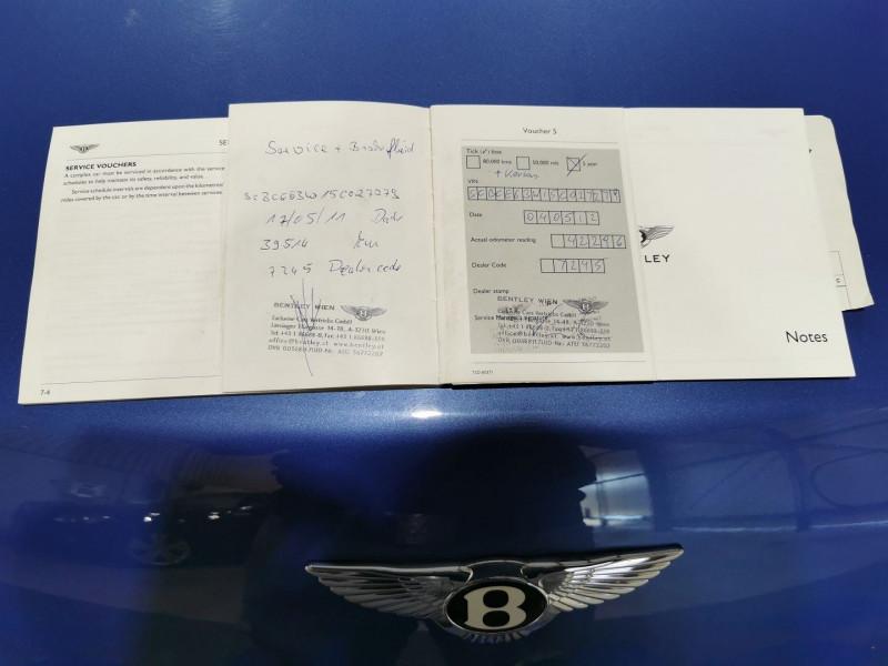 Photo 29 de l'offre de BENTLEY CONTINENTAL GT 6.0 à 38490€ chez VL Auto