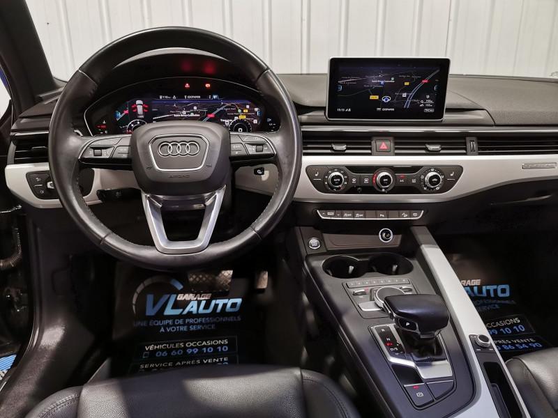 Photo 7 de l'offre de AUDI A4 ALLROAD 2.0 TDI 190CH DESIGN LUXE QUATTRO S TRONIC 7 à 30490€ chez VL Auto
