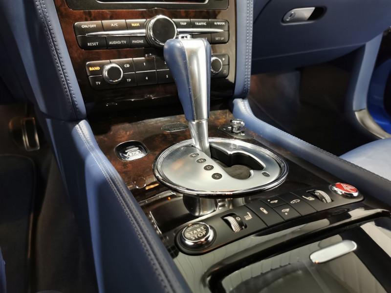 Photo 17 de l'offre de BENTLEY CONTINENTAL GT 6.0 à 38490€ chez VL Auto