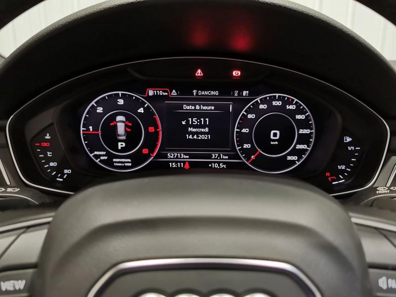 Photo 11 de l'offre de AUDI A4 ALLROAD 2.0 TDI 190CH DESIGN LUXE QUATTRO S TRONIC 7 à 30490€ chez VL Auto