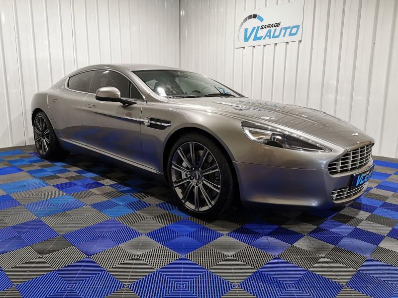 Aston Martin RAPIDE V12 5.9 Essence GRIS C Occasion à vendre