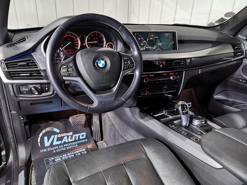 Photo 12 de l'offre de BMW X5 (F15) XDRIVE40EA 313CH LOUNGE PLUS à 31490€ chez VL Auto