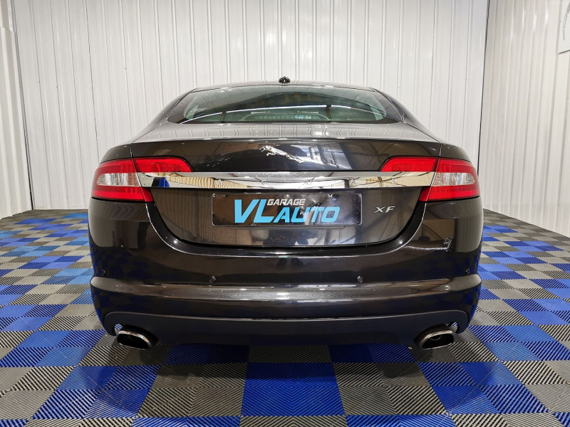 Photo 4 de l'offre de JAGUAR XF 3.0 V6 D 211CH EDITION LIMITEE à 10490€ chez VL Auto