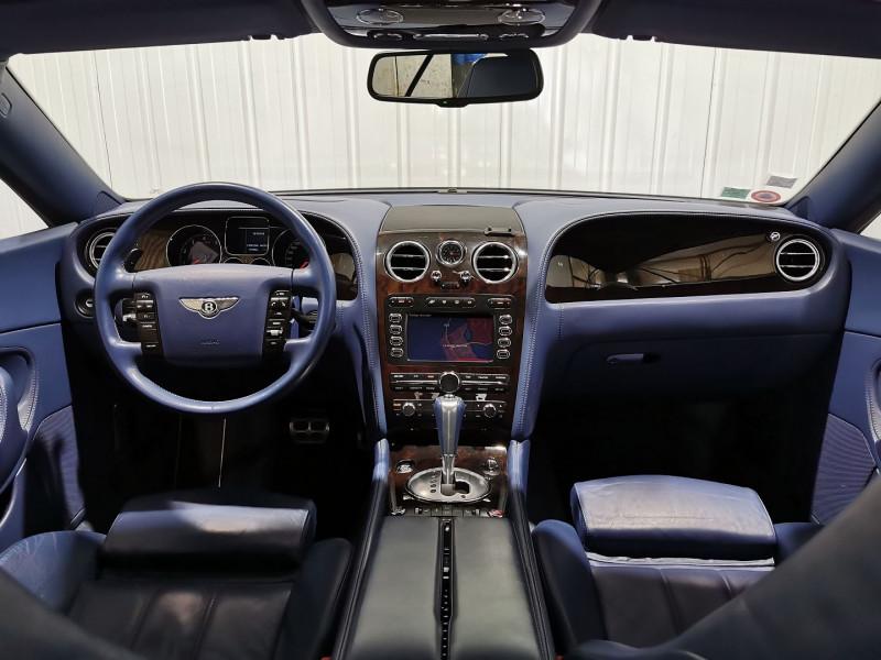 Photo 11 de l'offre de BENTLEY CONTINENTAL GT 6.0 à 38490€ chez VL Auto