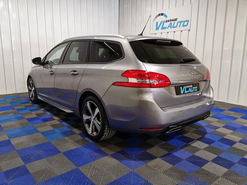 Photo 3 de l'offre de PEUGEOT 308 SW 1.6 BLUEHDI 120CH STYLE S&S à 13490€ chez VL Auto