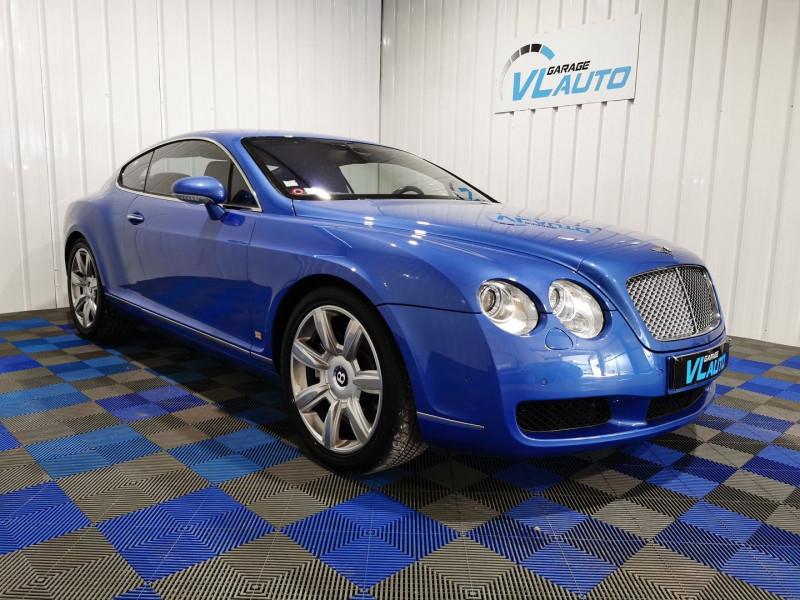 Photo 1 de l'offre de BENTLEY CONTINENTAL GT 6.0 à 38490€ chez VL Auto