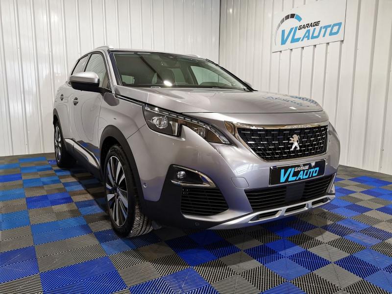 Peugeot 3008 1.6 BLUEHDI 120CH ALLURE BUSINESS S&S BASSE CONSOMMATION Diesel GRIS C Occasion à vendre