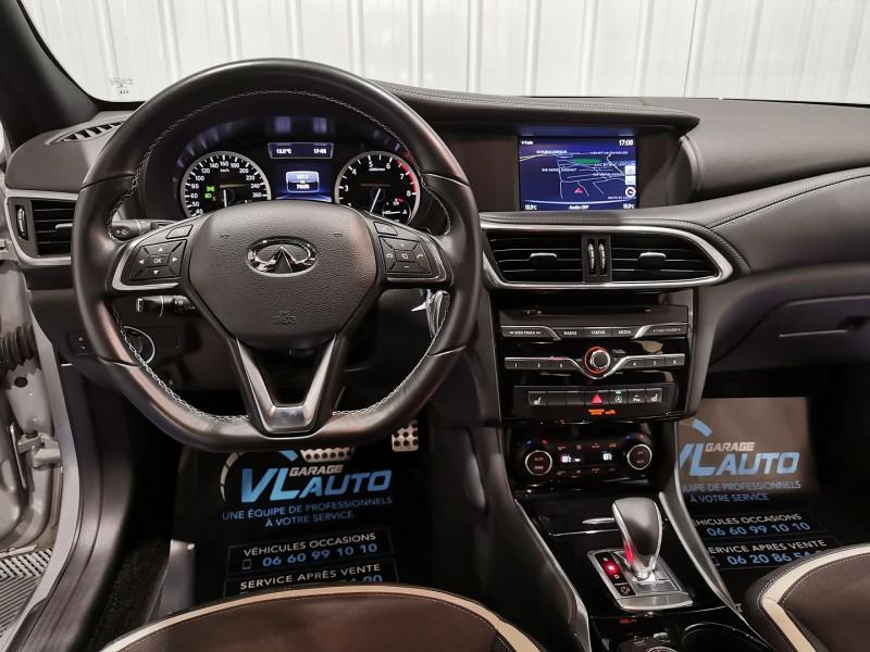 Photo 7 de l'offre de INFINITI Q30 1.6T 156CH SPORT DCT7 à 18490€ chez VL Auto