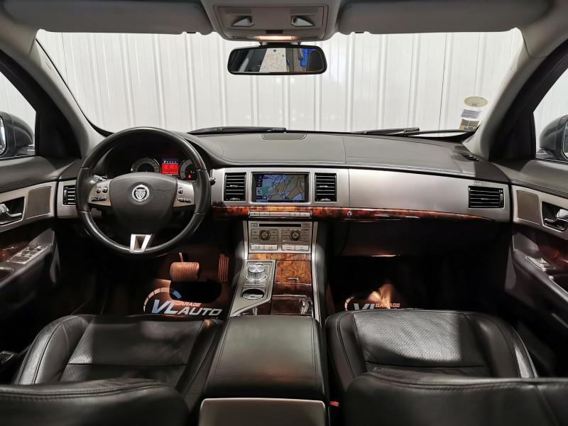 Photo 6 de l'offre de JAGUAR XF 3.0 V6 D 211CH EDITION LIMITEE à 10490€ chez VL Auto