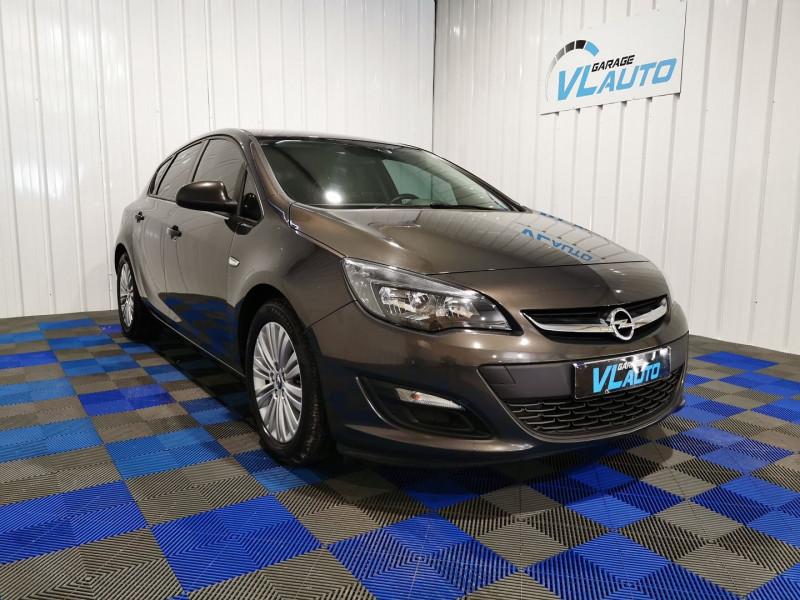 Opel ASTRA 1.6 CDTI 110CH FAP COSMO ECOFLEX START&STOP Diesel GRIS Occasion à vendre