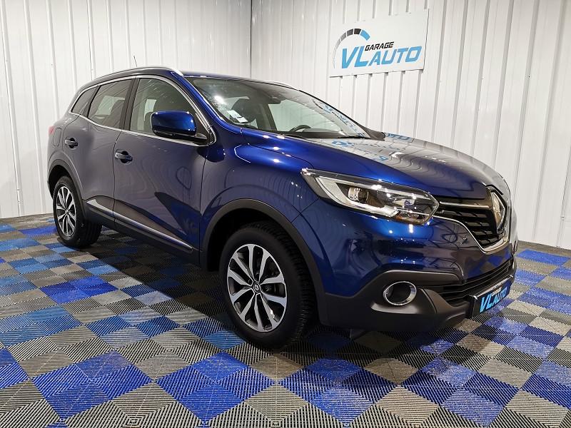Renault KADJAR 1.2 TCE 130CH ENERGY ZEN Essence BLEU F Occasion à vendre
