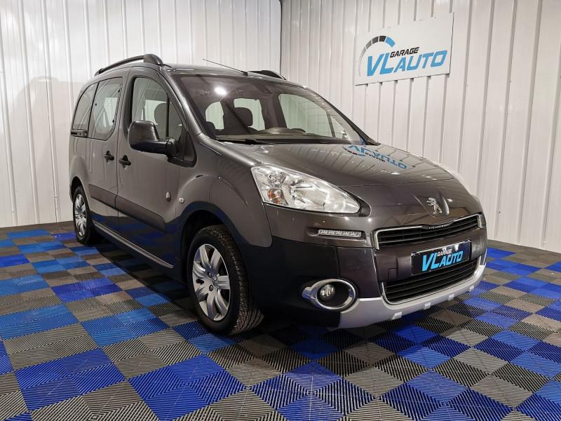 Peugeot PARTNER TEPEE 1.6 HDI92 FAP OUTDOOR Diesel GRIS Occasion à vendre