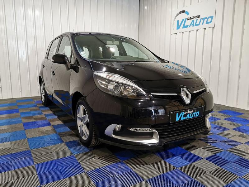 Renault SCENIC III 1.5 DCI 95CH AUTHENTIQUE ECO² Diesel NOIR Occasion à vendre