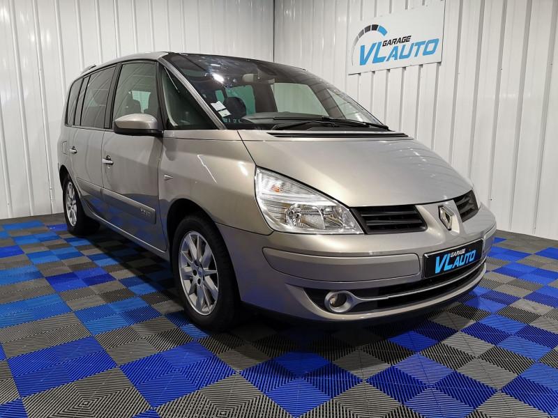 Renault ESPACE IV 2.0 DCI 150CH ALYUM PLUS Diesel BEIGE Occasion à vendre