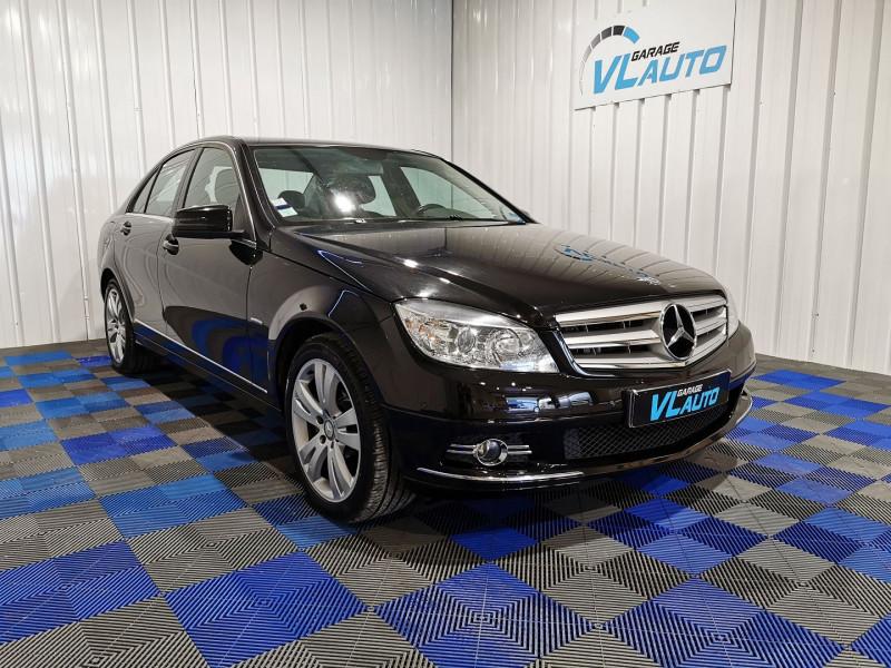 Mercedes-Benz CLASSE C (W204) 320 CDI AVANTGARDE PK LUXE 4 MATIC 7GTRO Diesel NOIR Occasion à vendre