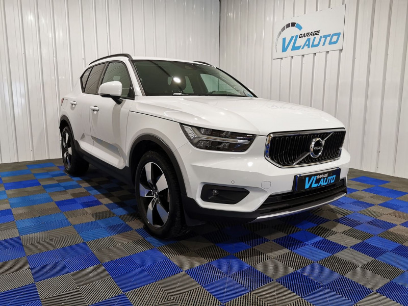 Volvo XC40 D3 ADBLUE 150CH BUSINESS GEARTRONIC 8 Diesel BLANC Occasion à vendre