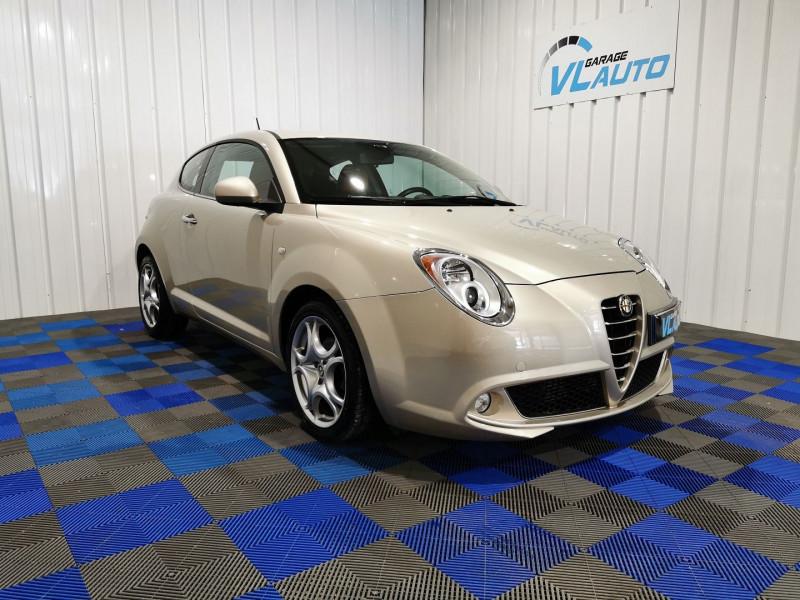 Alfa Romeo MITO 1.3 JTDM85 DISTINCTIVE STOP&START Diesel BEIGE Occasion à vendre