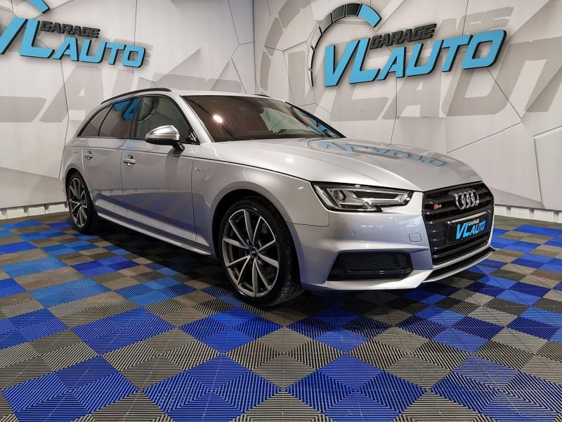 Audi S4 AVANT 3.0 V6 TFSI 354CH QUATTRO TIPTRONIC 8 Essence GRIS Occasion à vendre