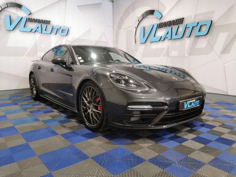 Porsche PANAMERA 4.0 V8 550CH TURBO Essence GRIS F Occasion à vendre