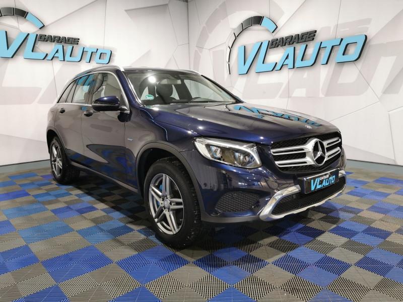 Mercedes-Benz GLC 350 E 211+116CH BUSINESS EXECUTIVE 4MATIC 7G-TRONIC PLUS Hybride BLEU Occasion à vendre