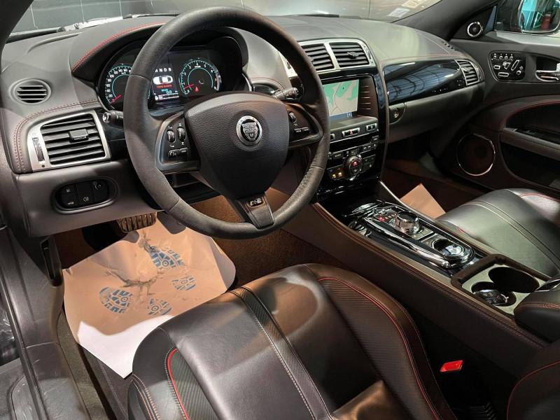 Photo 7 de l'offre de JAGUAR XK COUPE 5.0 V8 R-S à 65990€ chez Signature auto