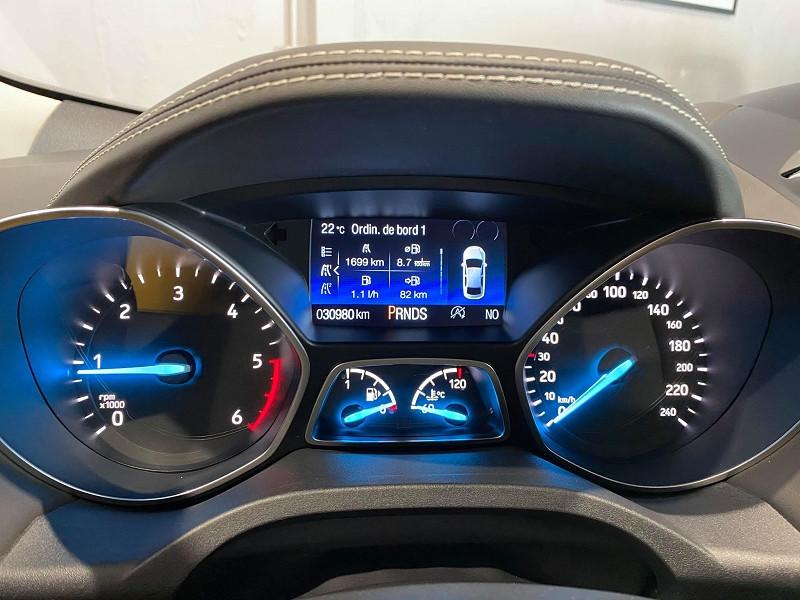 Photo 13 de l'offre de FORD KUGA 2.0 TDCI 180CH STOP&START VIGNALE 4X4 POWERSHIFT à 28990€ chez Signature auto